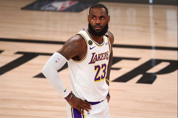 LeBron's Response To On This Year's MVP Voting: 'It p*ssed me off'