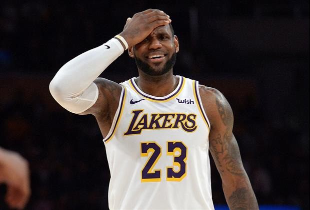 Lakers Fans Protesting Their Sucky Season On Friday Was The Saddest Thing I've Every Seen