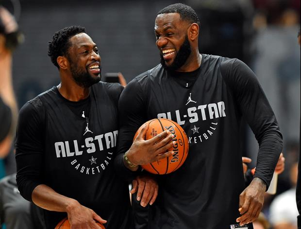 LeBron James & Dwayne Wade's Sons Will Play High School Basket Ball Together