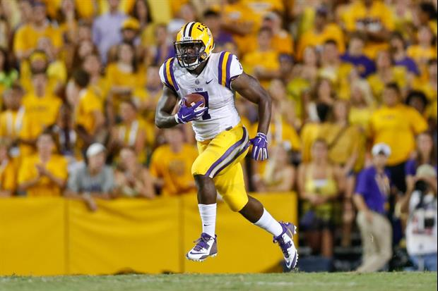 LSU vs. Alabama is the game of the week in the SEC.
