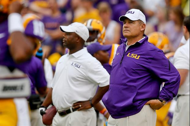 LSU RB coach Frank Wilson is in the mix for the Troy head coaching job.
