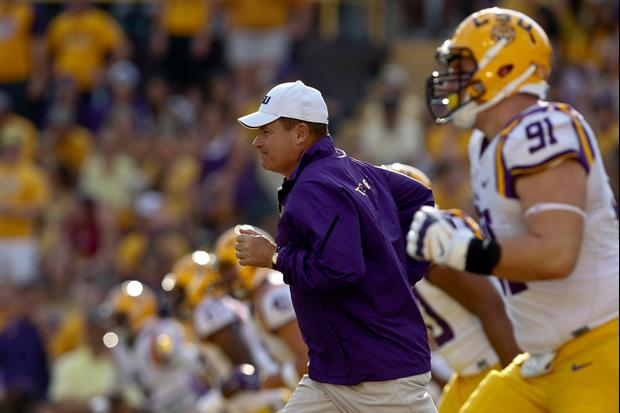 LSU head coach talked about the Big Ten on Wednesday's SEC Coaches Teleconference.
