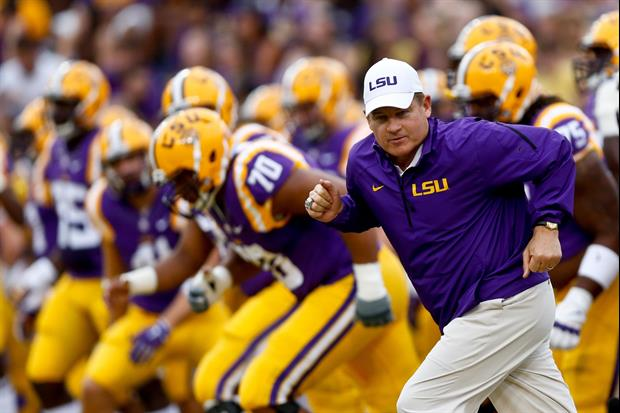 LSU is ranked No. 15 in the latest Coaches Poll.