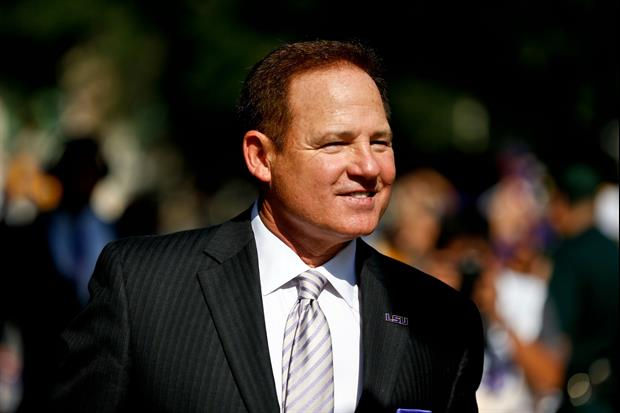 Kansas head football coach Les Miles and Jayhawks basketball coach Bill Self Recreated The Movie 'St