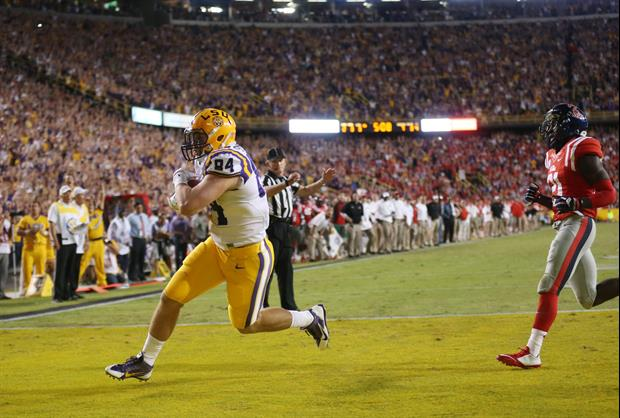 LSU's College Football Playoff Ranking of No.19 is too low according to many.