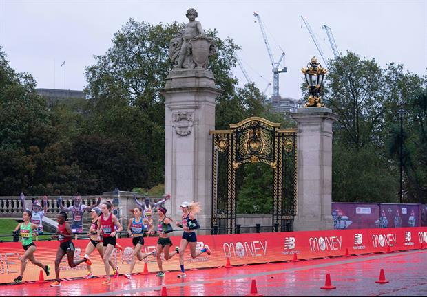 European Couple Busted For Cheating At The London Marathon Thanks To Twitter
