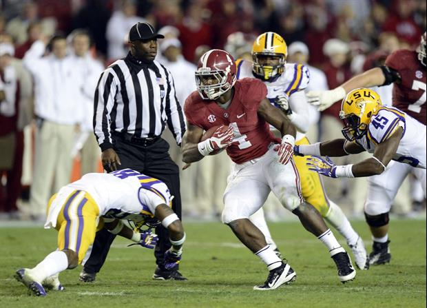 Here are some predictions for the upcoming LSU-Alabama game this Saturday, Nov. 8th in Tiger Stadium