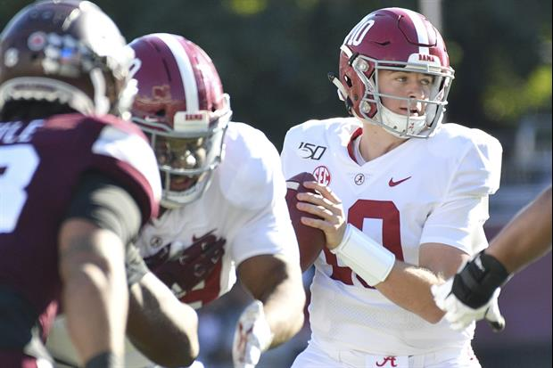 Alabama Player Shares Story About What QB Mac Jones Once Told Nick Saban At Practice
