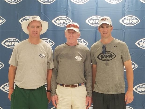 Peyton, Eli Manning Share Thoughts On Their Nephew Arch