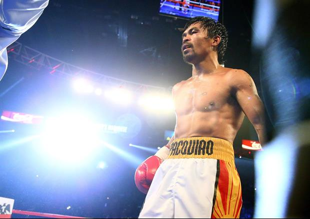 Manny Pacquiao Attempting To Bait Conor McGregor Into Fighting Him