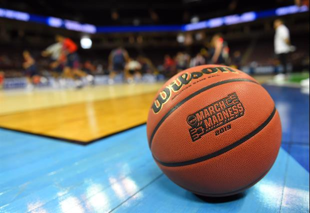Watch Time Lapse Video Of Them Turning Indiana Farmers Coliseum Into March Madness