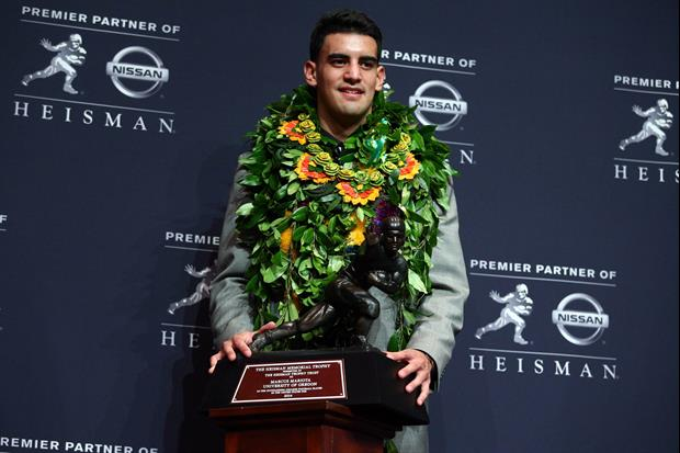 Oregon's New 'Marcus Mariota Center' is Kind Of Ridiculous