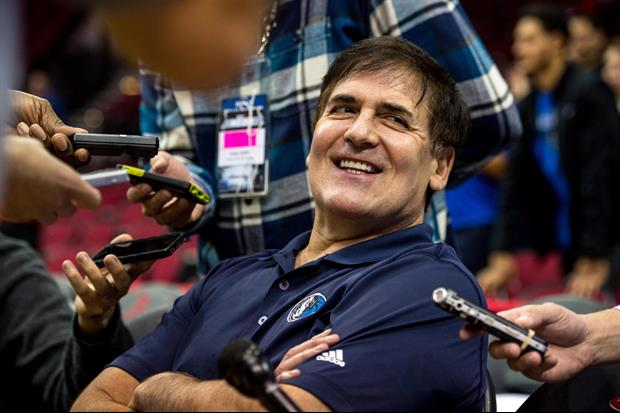 Here's video of Mark Cuban Talking About How He Almost Traded For Kobe & Shaq