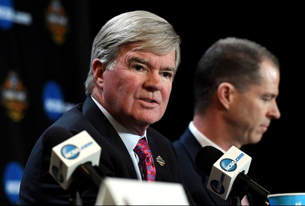 NCAA President Mark Emmert Rips Tennessee's Coaching Search Debacle....