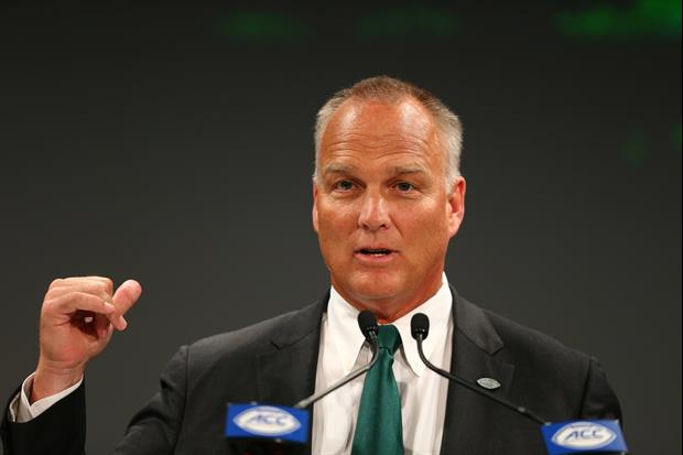 Mark Richt's Birthday Dinner Does Not Look Like Your Birthday Dinner