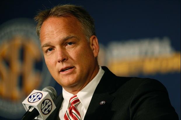 I Think Mark Richt Needs A Job After Posting 'Life doesn't get much better than this!' Pic