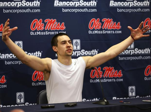 Ole Miss Has Added Former Basketball Star Marshall Henderson To Coaching Staff