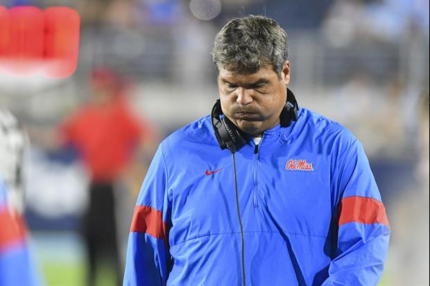 Ole Miss Has Fired Head Coach Matt Luke