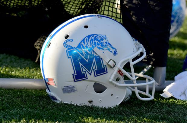 Memphis Coach Grabs Fan Trying To Storm Field, Picks Him Up And Throws Him Back In Stands