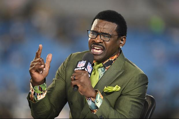 Of Course Michael Irvin Thinks The Cowboys Should Sign Antonio Brown