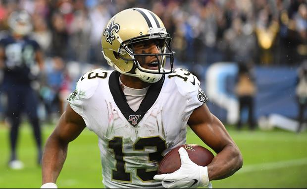 Saints Star WR Michael Thomas Reacts To Drew Brees' Comments