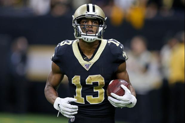 Update On New Orleans Saints WR Michael Thomas's Injury Is Not Great