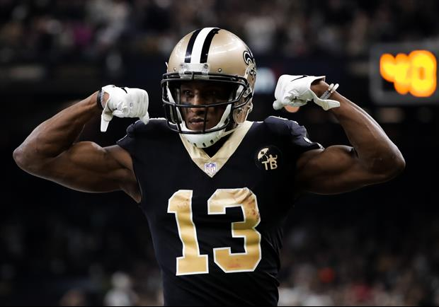 It's Been Revealed Which Teammate Saints WR Michael Thomas Reportedly Punched