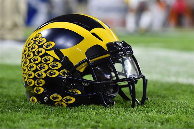 Michigan Reveals Special Alternate Uniforms For Tonight's Game