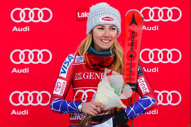 Introduce yourself to 22-year-old US Alpine Ski Racer Mikaela Shiffrin........
