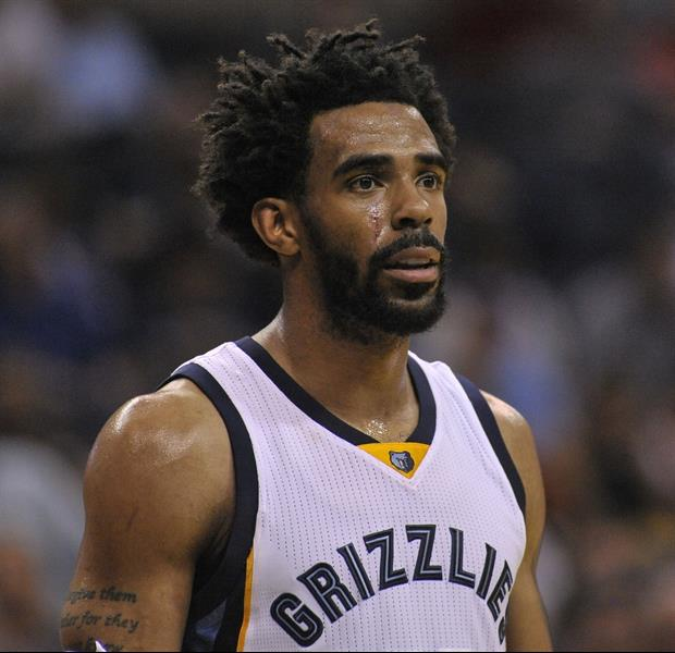 mike conley - photo #36
