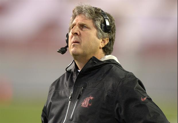 Mississippi State Transfer's Father 'Didn't Feel Comfortable' With Mike Leach After Controversial Tw