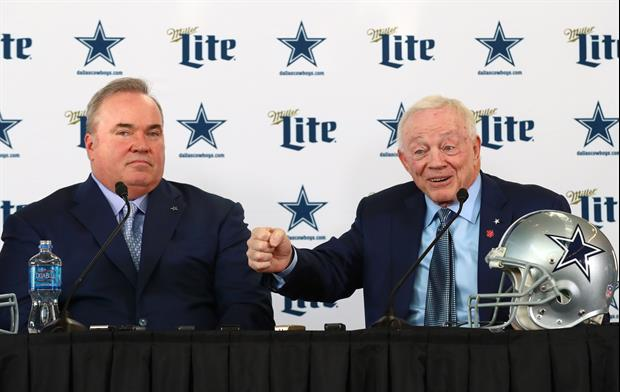 David Spade Tweets Funny Pic Comparing Mike McCarthy & Jerry Jones To Him & Chris Farley