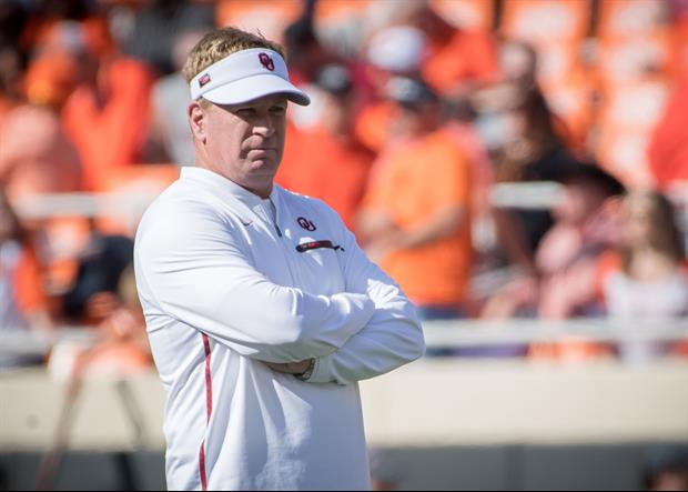 Listen To The Just Fired Mike Stoops Gets Into It With Oklahoma Radio Host Jim Traber of the Sports