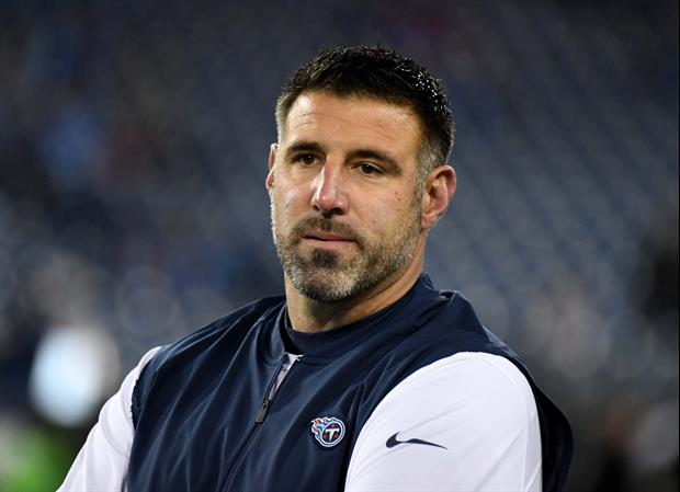 Titans Head Coach Mike Vrabel Said He'd Cut His D*** Off To Win A Super Bowl