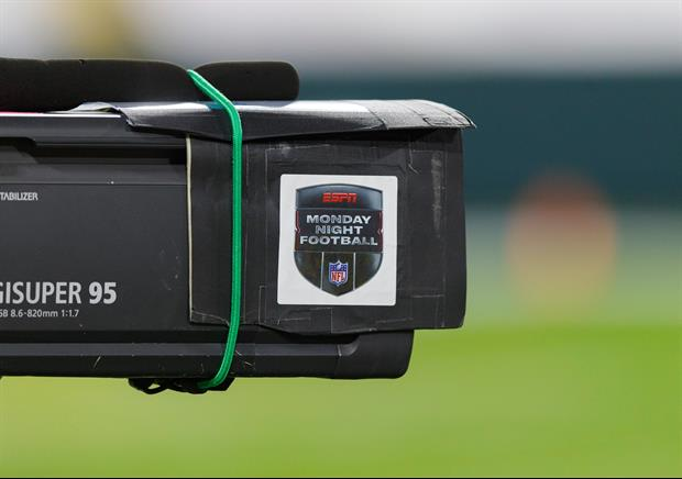 Watch Groom's Phone Accidentally Play ESPN's Monday Night Football Song At The Alter