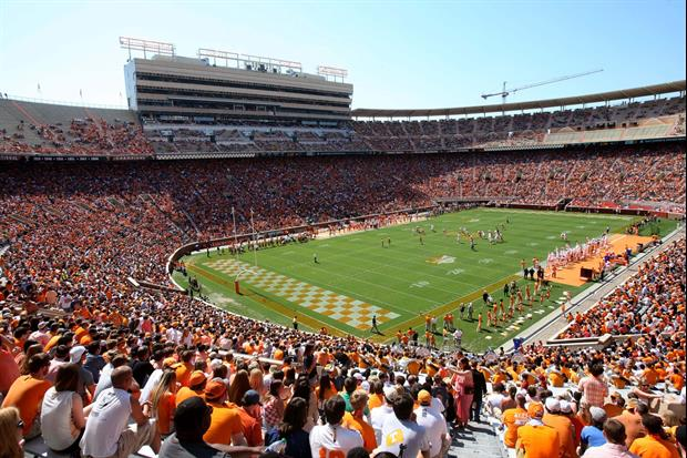 ESPN's Greg McElroy Calls Out Vols fans For #EmptyNeyland Movement