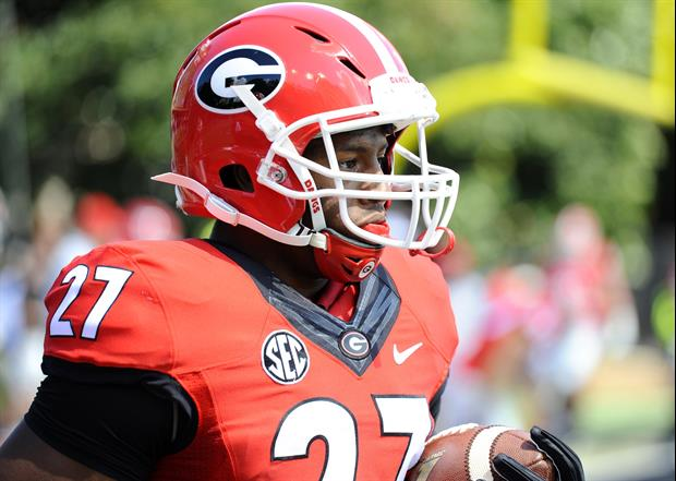 Former Bulldogs RB Nick Chubb Responds To Allegation Of Getting Paid By Georgia