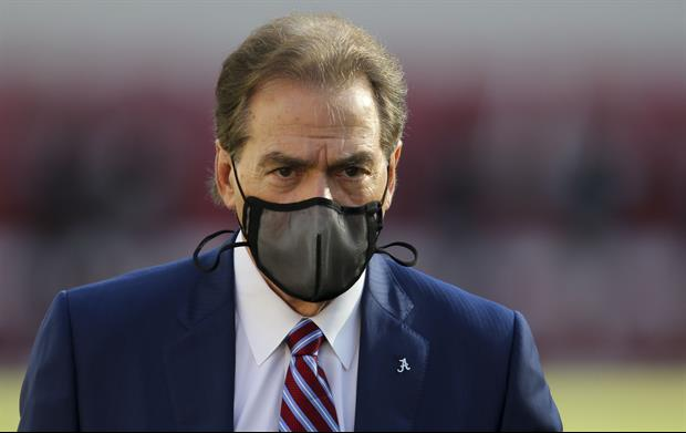 Alabama head coach Nick Saban Has Brutally Honest Reaction About Being Ranked #1..