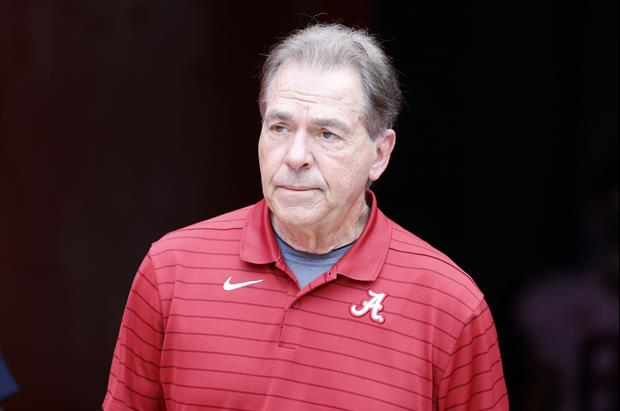 Nick Saban Will Appear On ManningCast For Tonight's Eagles vs. Cowboys Game