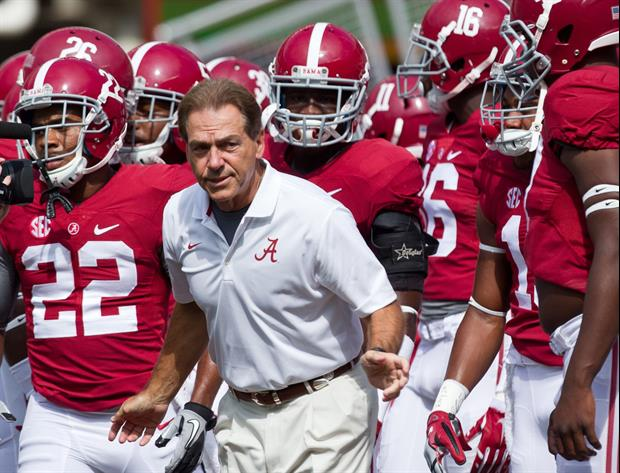 Alabama Players Told Saban What They Wanted Sugar Bowl Curfew To Be
