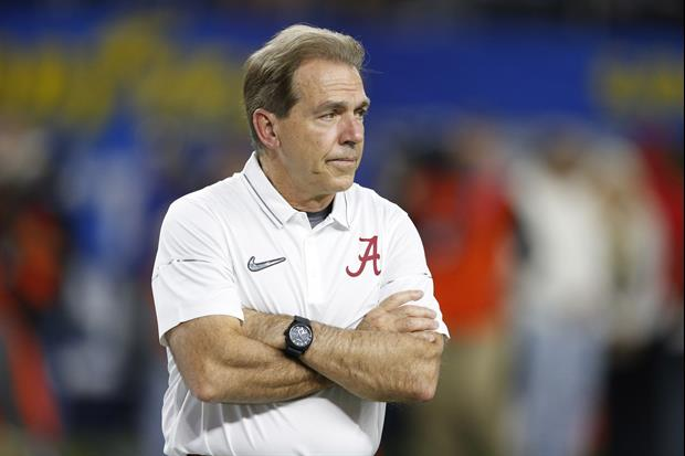 Alabama head coach Nick Saban To Undergo Surgery Prior To 2019 Season