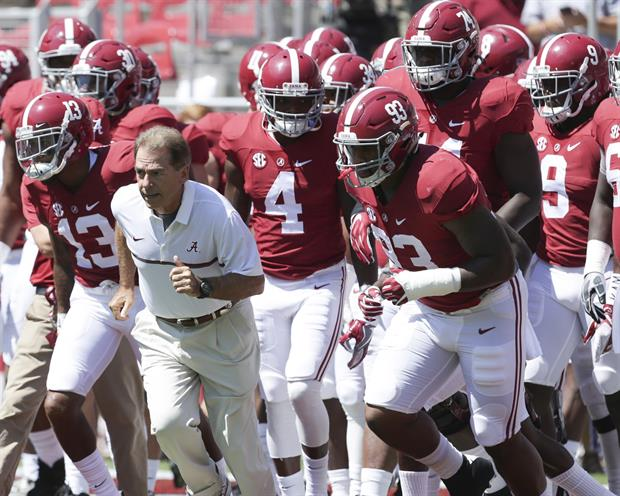 Alabama Football Tweets Message After BIG 10 & PAC-12 Cancel Season