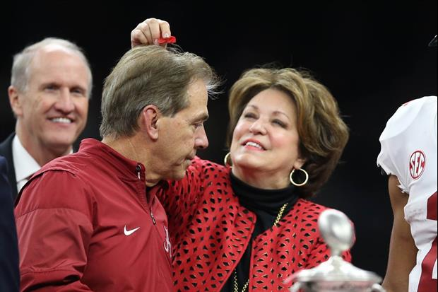 Nick Saban & Miss Terry Announce 'Significant Contribution' To United Way