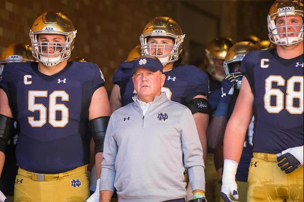 Sports Illustrated Writer Makes This Argument For Notre Dame Joining BIG 12