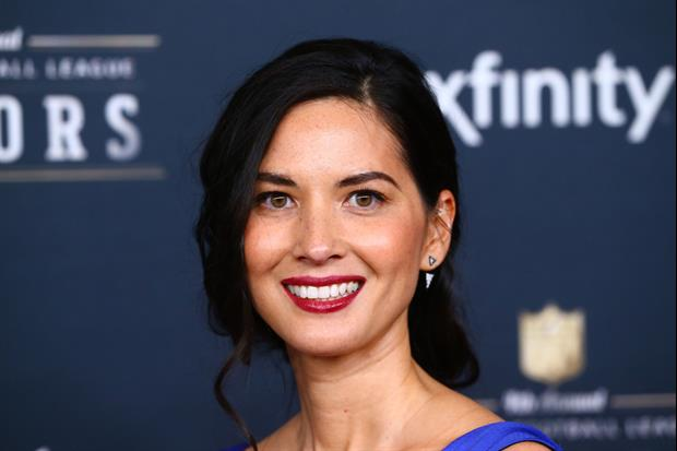 Aaron Rodgers ex-girlfriend, actress Olivia Munn, graces the cover Women's Health magazine this mont