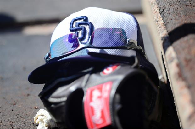 Check out San Diego Padres outfielder Joshua Mears hit one heck of a loud home run on Wednesday...