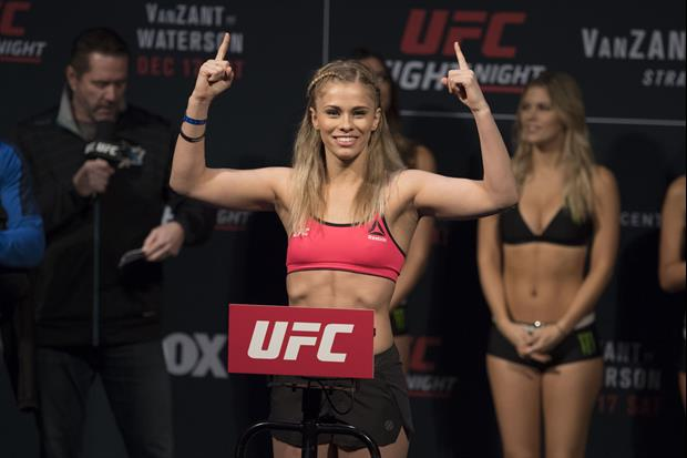 UFC Star Paige VanZant Has Some Advice For Whoever Stole Her Car In A Rainstorm