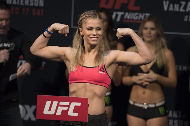 UFC Fighter Paige VanZant & Her Husband Are Now Approaching Everyday Life Nude