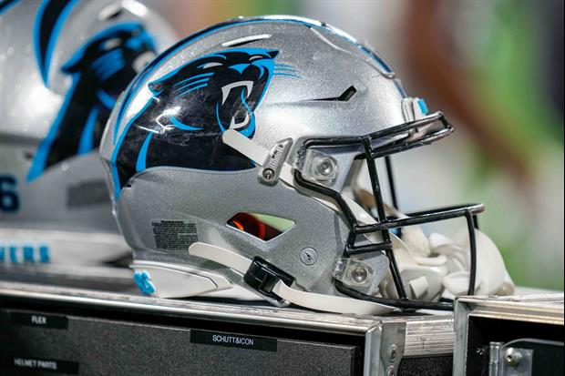Carolina Panthers Debuted This Amazing Augmented-Reality Panther On Sunday And It's Crazy