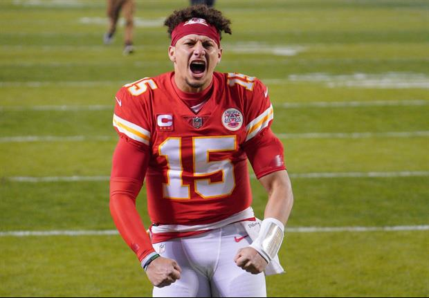 Patrick Mahomes Has A Crazy Drill That Is Basically Tag